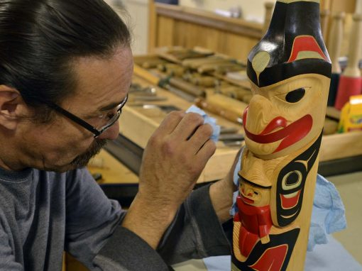 Carcross/Tagish First Nation Carving Centre