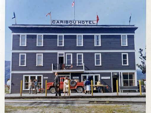 The Caribou Hotel